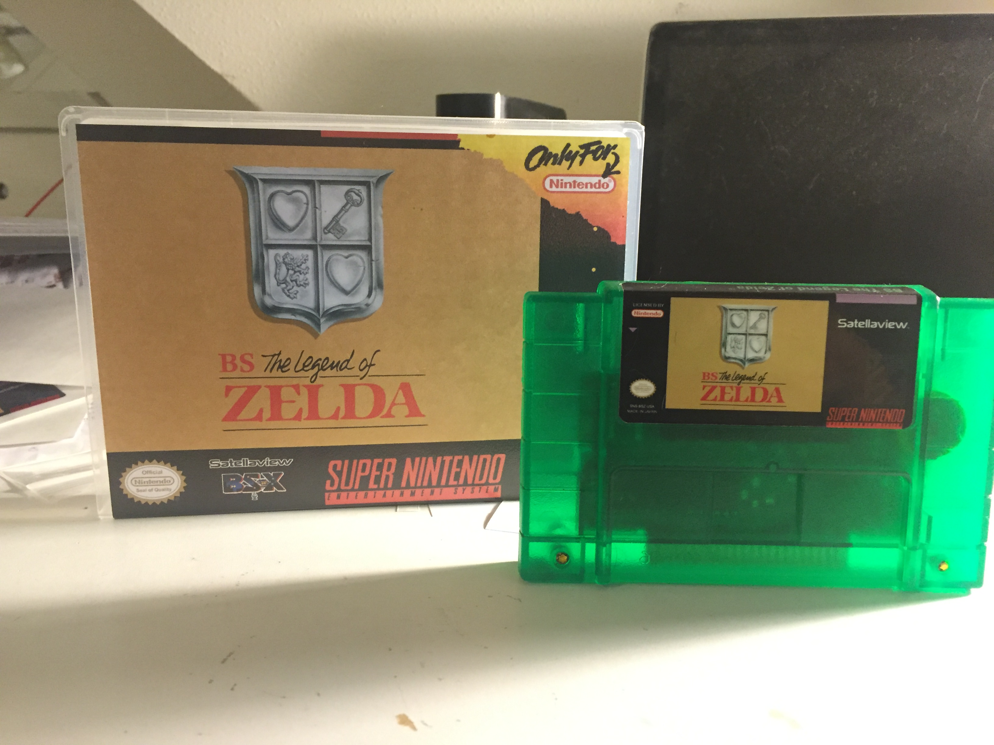 Super Nintendo Reproduction Collection