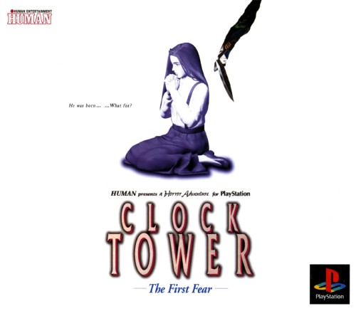 [Análise Retro Game] - Clock Tower The First Fear - SNES/PS1/WS Cover